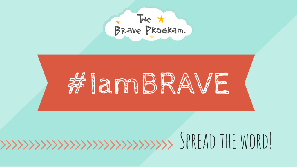 BRAVE is an online cognitive behavioral therapy (CBT) program designed for children and teenagers suffering from anxiety.